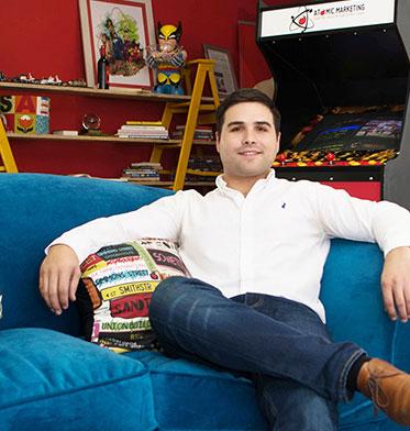 Dominic Cruz - Business Development Manager